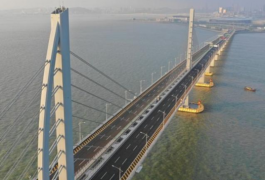 港珠澳大桥正式