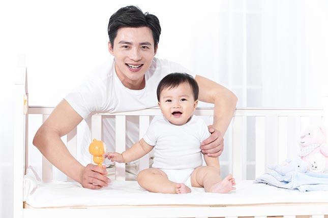 感谢香港产前dna检测给了我一个幸福的家!